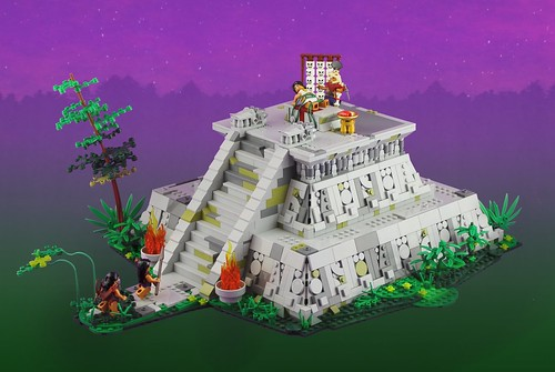 Aaron Newman氏のレゴ作品
