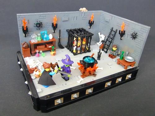 Larsvader氏のレゴ作品