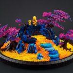 Anthony Wilson氏のレゴ作品