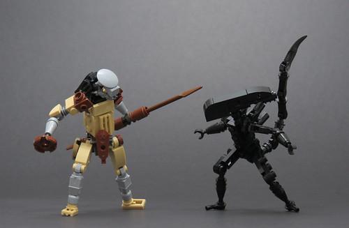 Grantmasters氏のレゴ作品