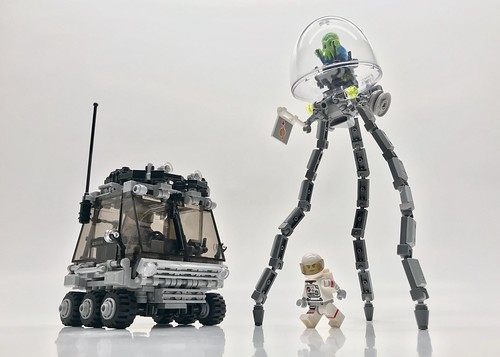 gene 3S氏のレゴ作品