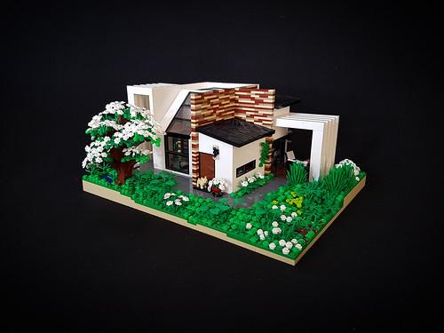 betweenbrickwalls氏のレゴ作品