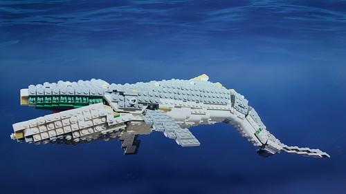 Mansur Soeleman氏のレゴ作品