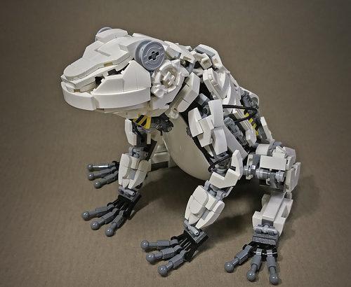 レゴ メカ「カエル」