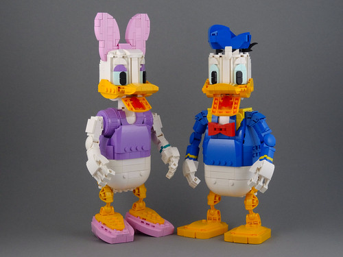 Koen Zwanenburg氏のレゴ作品