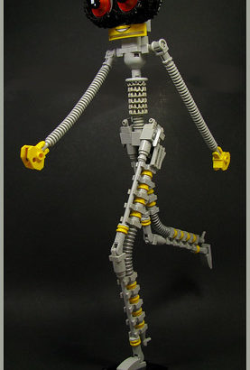 Karf Oohlu氏のレゴ作品