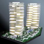 Lego Fjotten氏のレゴ作品