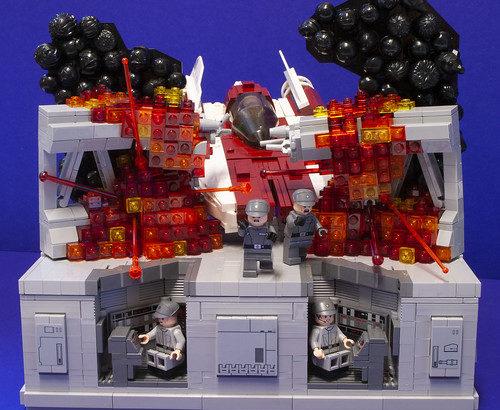 Ben Cossy氏のレゴ作品