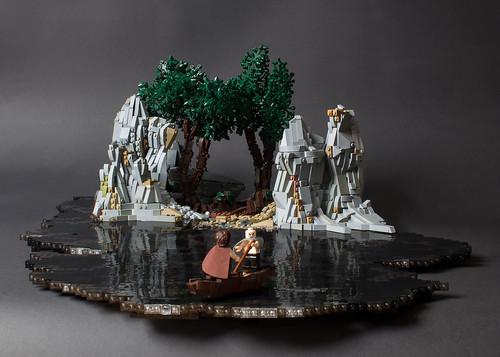 Ralf Langer氏のレゴ作品