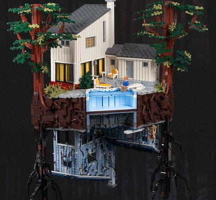 Jonas Kramm氏のレゴ作品