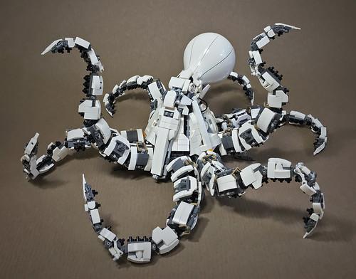 レゴ メカ「タコMk-2」