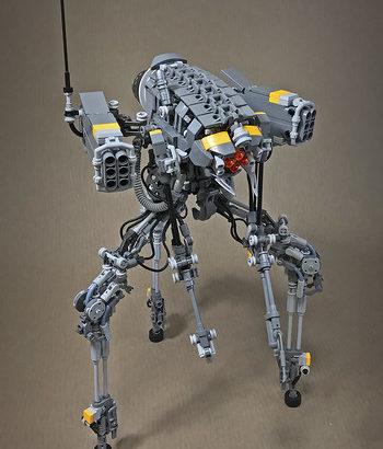 レゴ ロボ「トライポッド」
