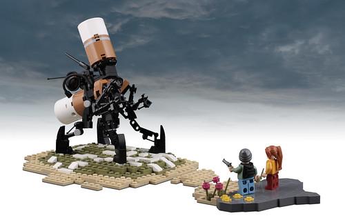 Thorsten Bonsch氏のレゴ作品