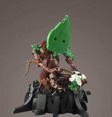 Patrick Biggs氏のレゴ作品