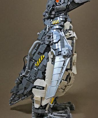 レゴ メカ「ペンギンMk-3」