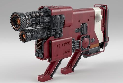 noblebun氏のレゴ作品