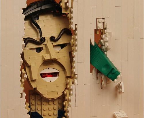 timofey_tkachev氏のレゴ作品