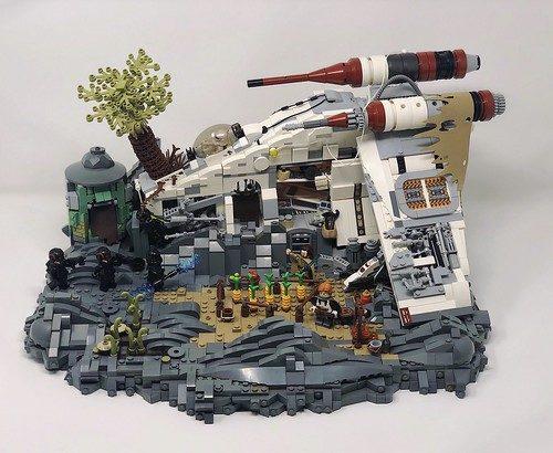 Hypolite Bricks氏のレゴ作品