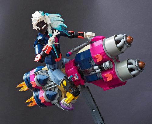 Eero OkkonenFollow氏のレゴ作品