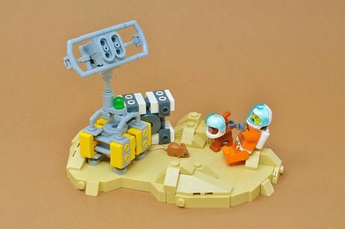 Inthert氏のレゴ作品