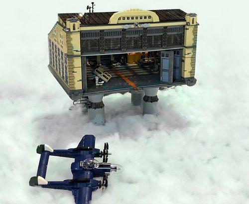 Vaionaut氏のレゴ作品