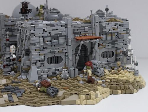 First Order Lego氏のレゴ作品