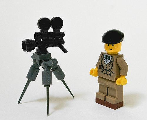 Greyson氏のレゴ作品