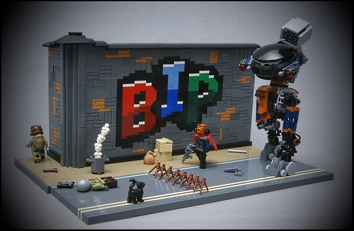 SweStar氏のレゴ作品
