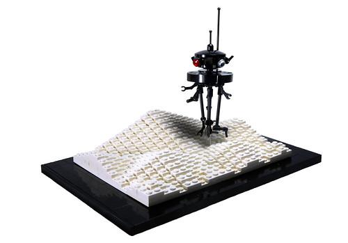 Sad Brick氏のレゴ作品