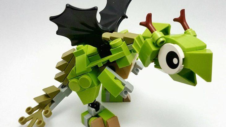 Donna Liem氏のレゴ作品