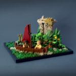 ekjohnson1氏のレゴ作品