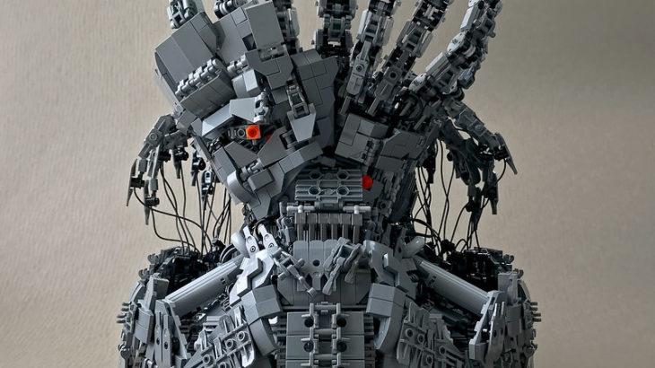 レゴ 「移動要塞デカダンス」