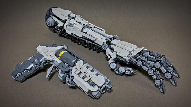 レゴ 「ROBOT ARMS」