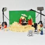 WG Productions氏のレゴ作品