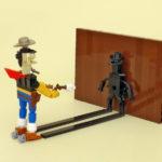Brixe63氏のレゴ作品