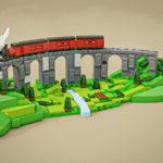 Nicolas Carlier氏のレゴ作品