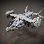 レゴ「VTOL Transport Aircraft」