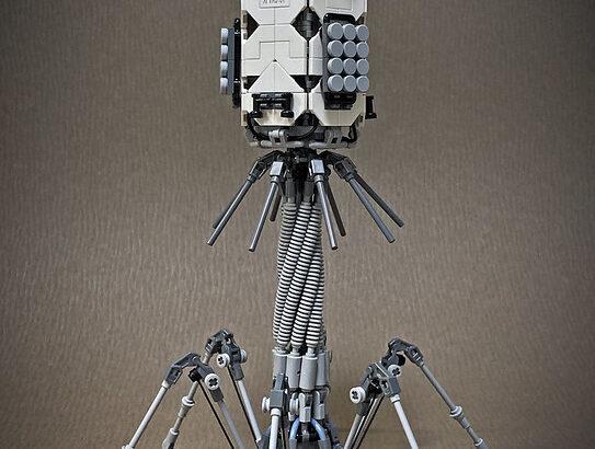 レゴ メカ「バクテリオファージ」