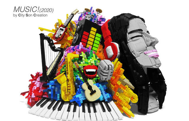 city son氏のレゴ作品