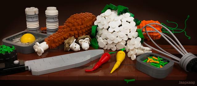 jaapxaap氏のレゴ作品