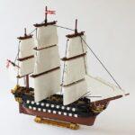 Lennart Cort氏のレゴ作品