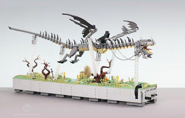 Marcin Otreba氏のレゴ作品