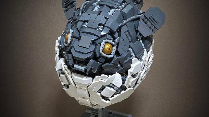 レゴ メカ「フグ」