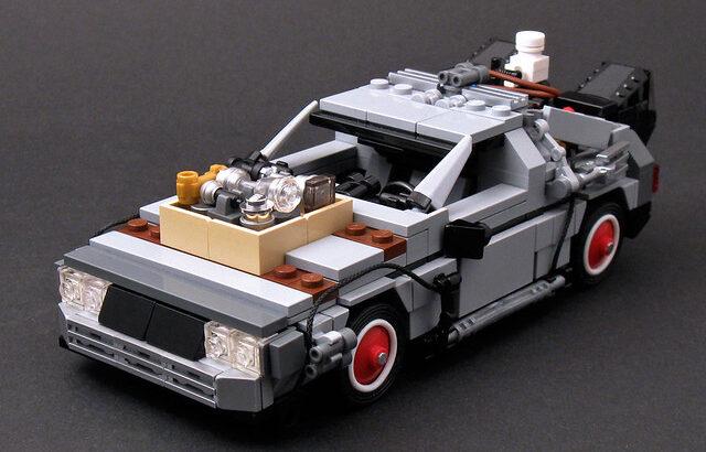 Larry Lars氏のレゴ作品