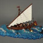Barthezz Brick氏のレゴ作品