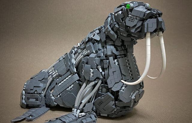 レゴ メカ「セイウチ」