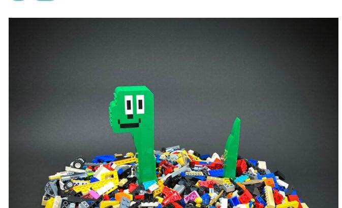 大人になってから楽しむ、レゴの魅力