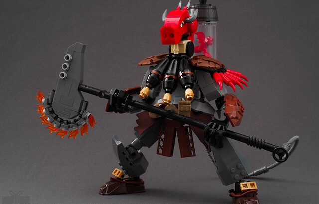 Tino Poutiainen氏のレゴ作品