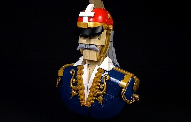 ZetoVince (George Panteleon)氏のレゴ作品