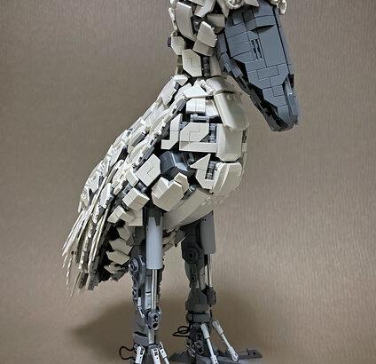 レゴ メカ「ハシビロコウ」